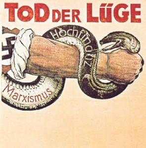 1920s propaganda poster